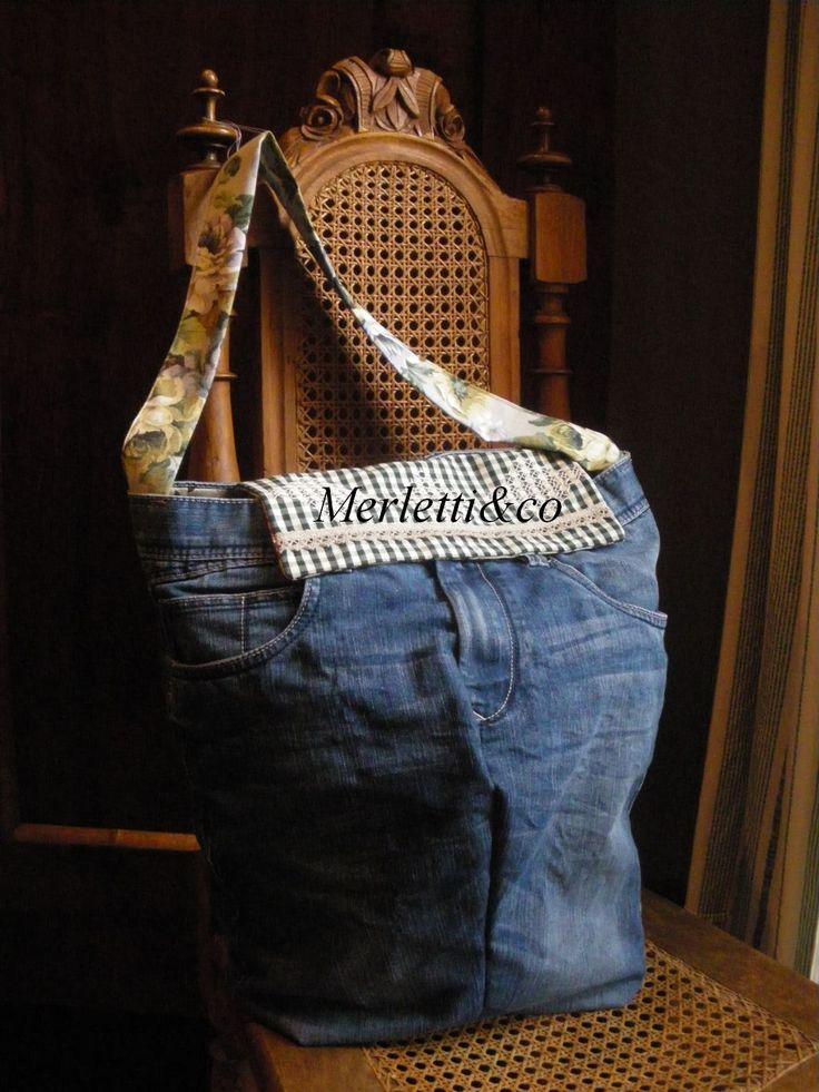 ,,,jeans tagliati e broderie suisse :)