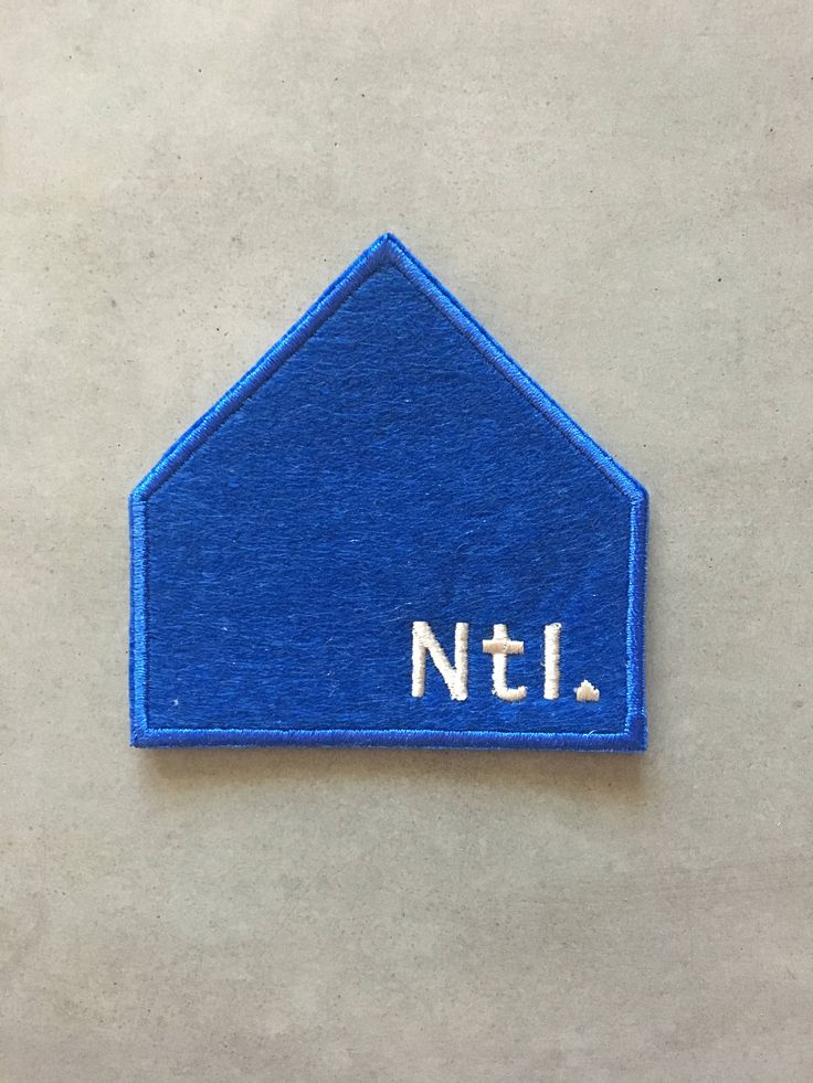 """The National """"Sleep Well Beast"""" logo iron-on patch (approx. 3"""" x 3"""") by TipsyTextiles on Etsy https://www.etsy.com/listing/552574662/the-national-sleep-well-beast-logo-iron"""