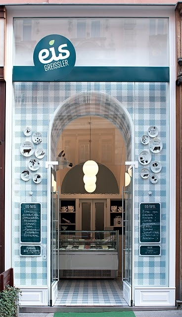 "Awesome ice cream parlour ""Eis Greissler"" in Vienna. Organic & vegan ice cream!"