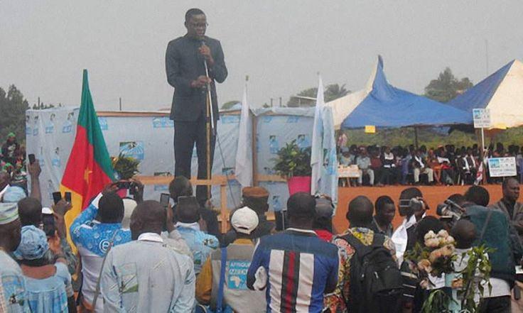 Cameroun : Maurice Kamto, le seul opposant contre Paul Biya - http://www.camerpost.com/cameroun-maurice-kamto-le-seul-opposant-contre-paul-biya/?utm_source=PN&utm_medium=CAMER+POST&utm_campaign=SNAP%2Bfrom%2BCAMERPOST