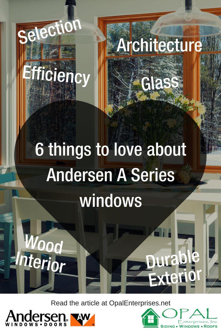 Anderson windows andersen windows - 6 Things To Love About Andersen A Series Windows