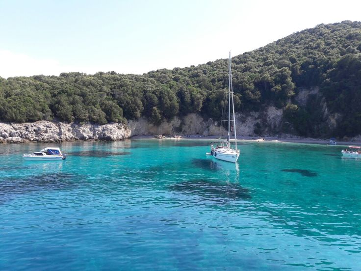 Blue Lagoon -Sivota, Greece