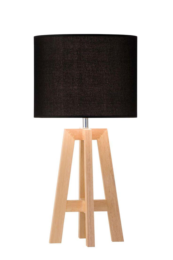 904 Ash Timber Table Lamp