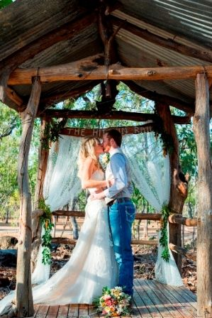"""""""Hitchin' Rail"""" curtain for hire (couple optional :-) )"""