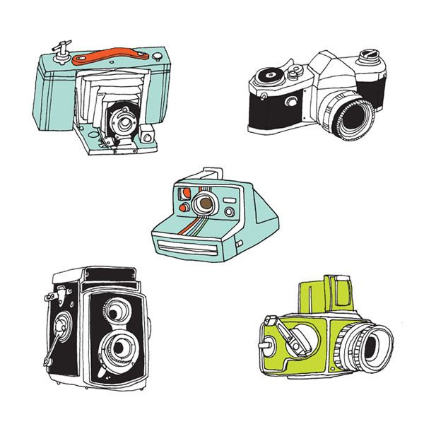 vintage camera tattoo designs - Google Search