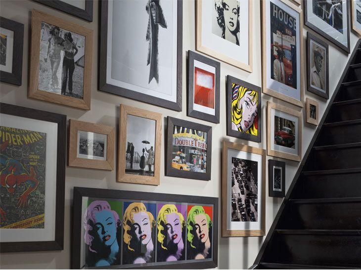 58 best cadres images on pinterest frames wall of frames and charts. Black Bedroom Furniture Sets. Home Design Ideas
