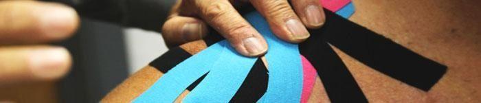 """Este fin de semana tenemos el ciclo formativo Tape Naturopático de I nivel. Os pasamos algunos párrafos del manual:  """"Esta técnica se utiliza para generar espacio en una zona dolorosa, inflamada o con edema. La piel y el tejido subcutáneo se elevan gracias a las circunvoluciones creadas al aplicar el tape, disminuyendo la presión y"""