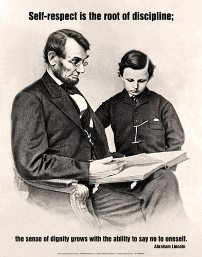 president abraham lincoln s thoughts on his Former us rep abraham lincoln defeated four candidates in 1861 to claim the presidency in 1862, in the midst of the civil war, the embattled president issued a preliminary decree stating that.