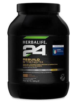 REBUILD STRENGTH subito dopo un'attività ad elevato sforzo muscolare favorisce il recupero e la crescita muscolare. Favorisce il recupero e la crescita muscolare dopo attività fisica, specie se anaerobica Apporta 25g a porzione di proteine di qualità derivate dal latte L-Glutammina e aminoacidi a catena ramificata (BCAA) Ferro per supportare la formazione di globuli rossi e il trasporto di ossigeno ai tessuti dell'organismo € 94.85