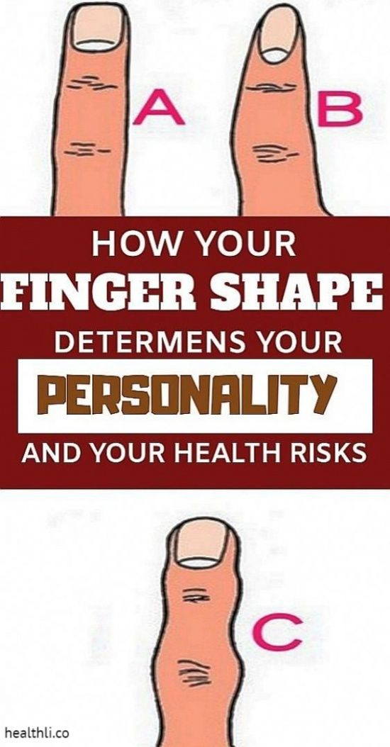 The Form Of Your Fingers Reveals What Kind Of Person You Are – Good To Know !