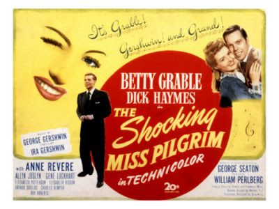 Marilyn Monroe The Legend: The Shocking Miss Pilgrim (1947)