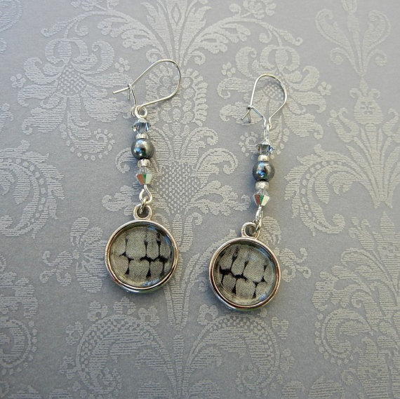 dental xray earrings....can I do these with the first set of x-rays i took???
