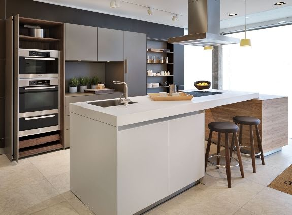 Kitchen Architecture's bulthaup showroom in Oxford