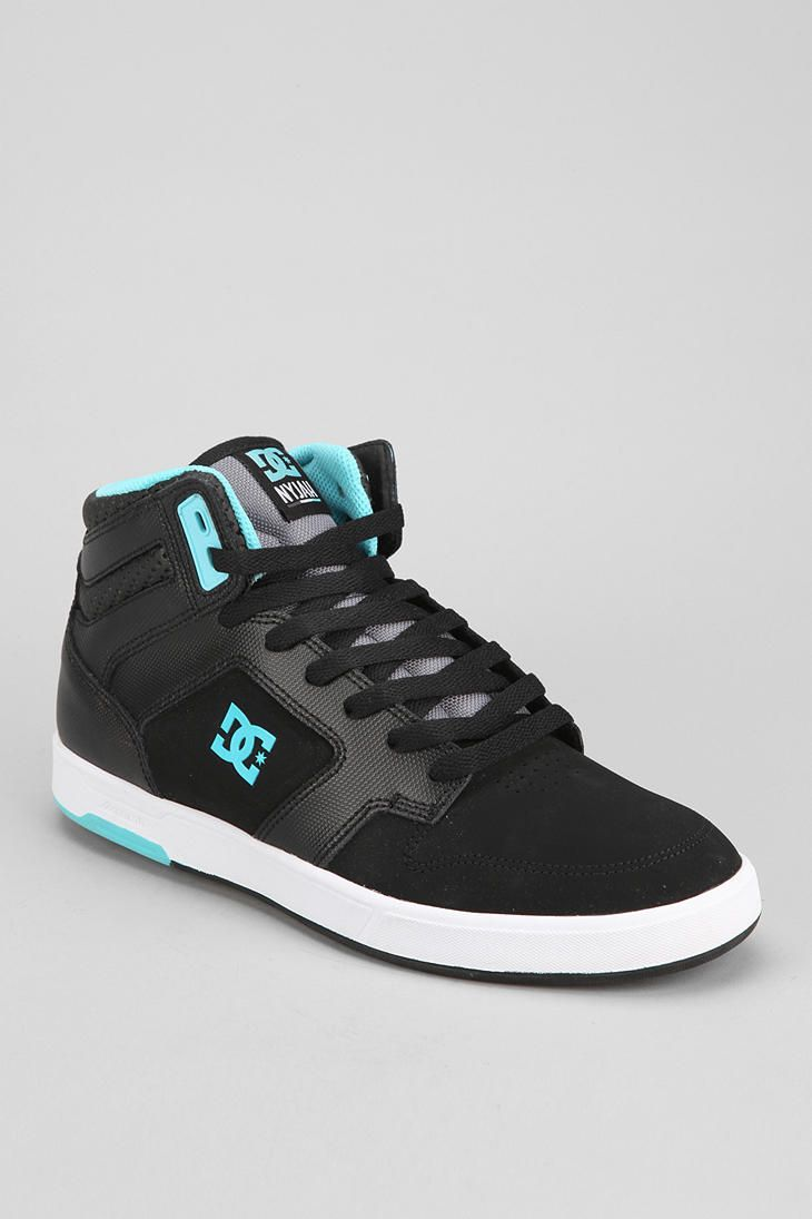 How to high wear top dc shoes photos