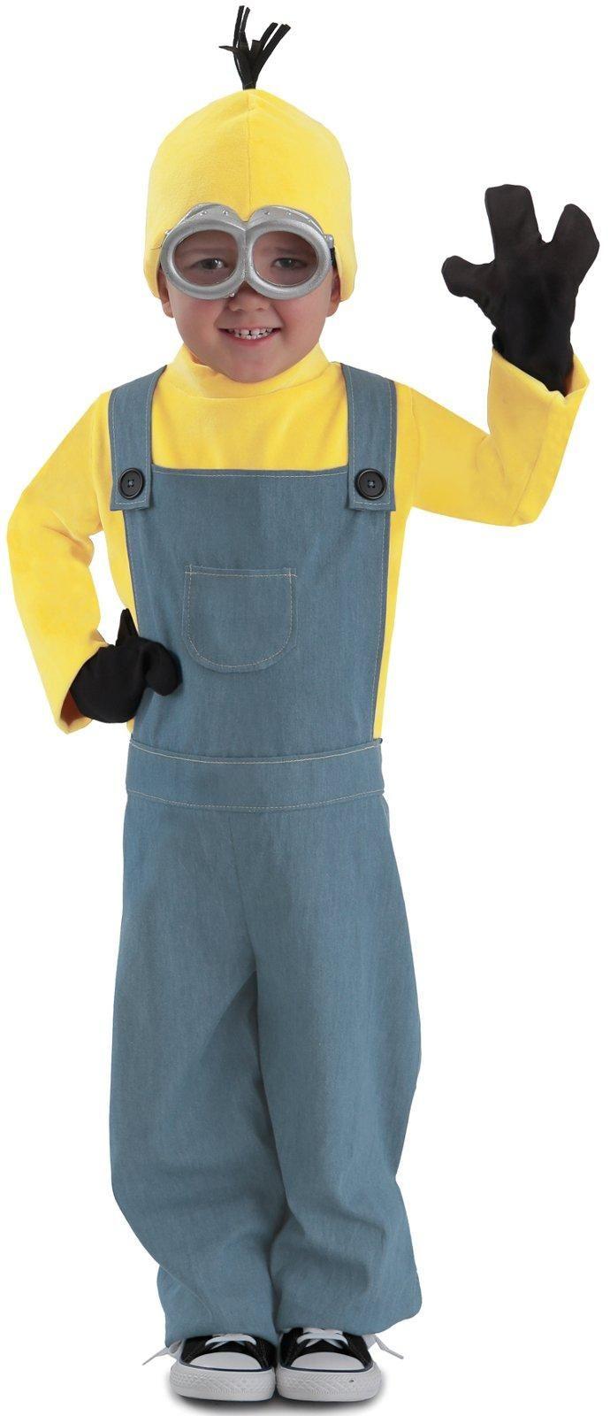 Minions Bob Jumpsuit Costume For Kids