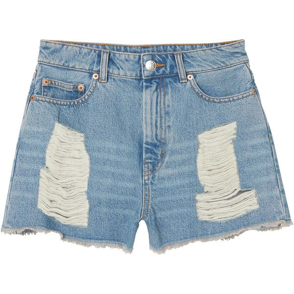 1000  ideas about Ripped Jean Shorts on Pinterest | Summer romper