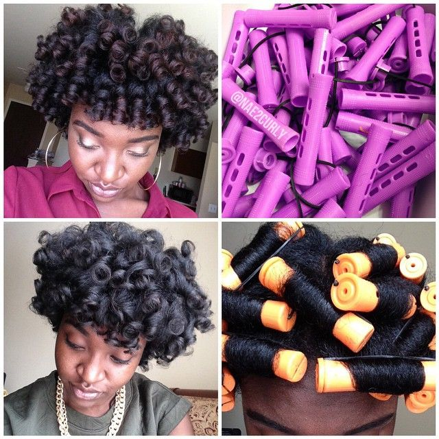 Which Color Perm Rod Do You Like To Buy Yellow Orange