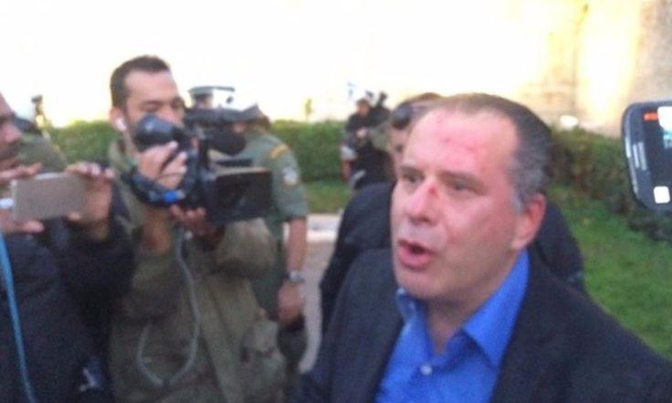 mini.press: Γνωστοί στην αστυνομία οι βίαιοι χρυσαυγίτες