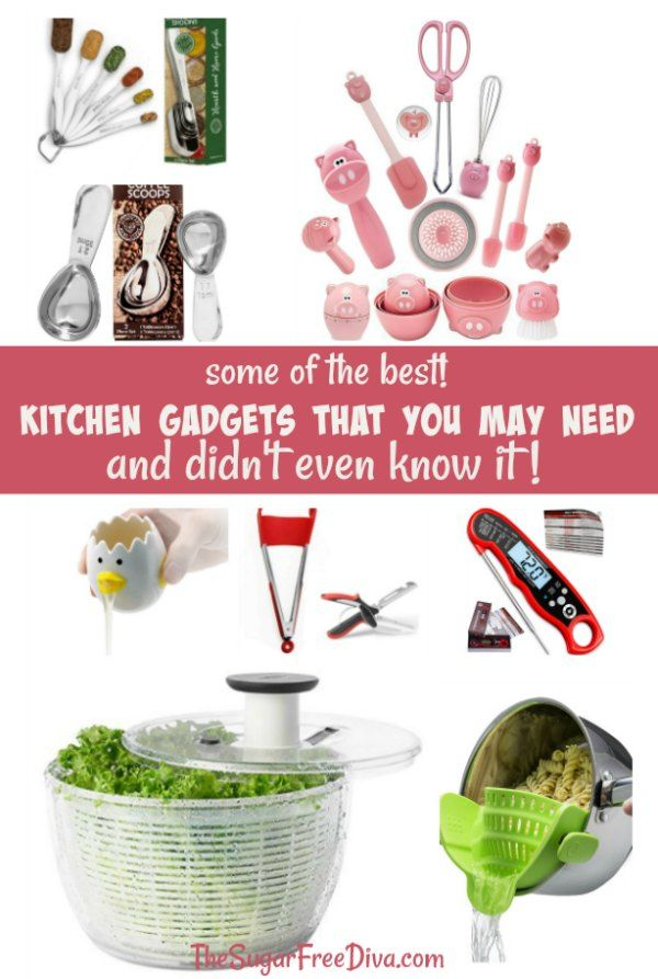 Kitchen Gadgets That You May Need Kitchen Homedecor Decor Home
