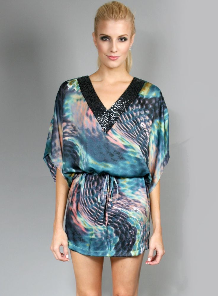 Dream Catcher Tunic by Honey & Beau - Gosh Celebrity Fashion Online