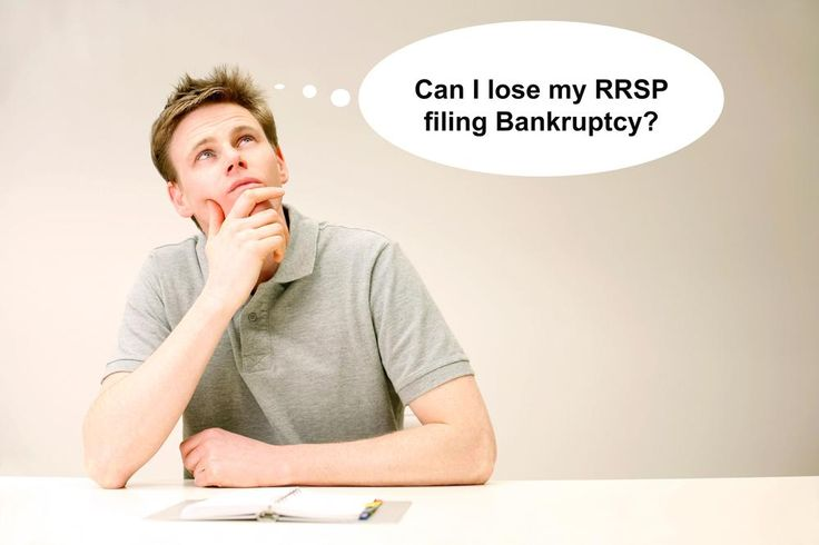 Can I Lose My RRSP for filing Bankruptcy?  Under the Bankruptcy & Insolvency Act, when you declare personal bankruptcy a Licensed Insolvency Trustee is appointed.  RRSP's as a general rule are not lost in a Bankruptcy, except for any contributions made to the RRSP in the 12 months PRIOR to filing for Bankruptcy. We highly recommend that you should contact a Licensed Insolvency Trustee for a free consultation.  Make sure that you bring all your RRSP paperwork and they will go through all the…