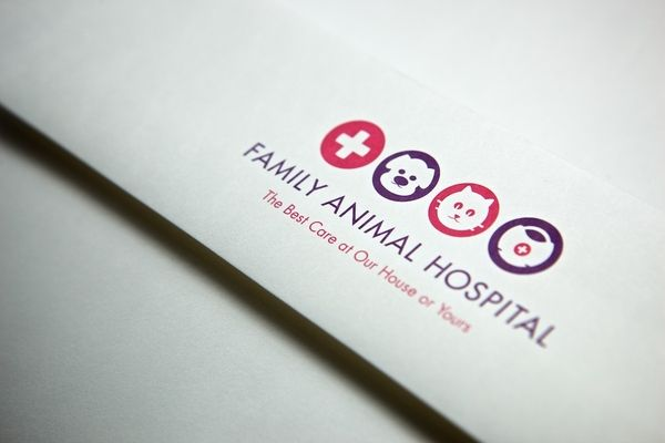 Family Animal Hospital on Behance
