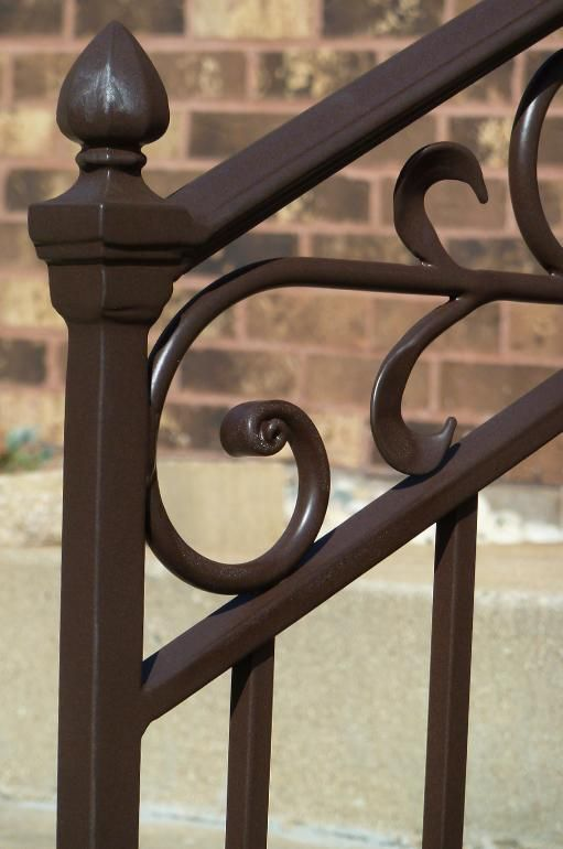 Best Railings For Outdoor Steps Galvanize Prime And Double 400 x 300