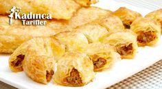 Baklavalık Yufkadan Çıtır Sarıyer Böreği Tarifi | Kadınca Tarifler | Kolay ve Nefis Yemek Tarifleri Sitesi - Oktay Usta