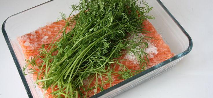 фото рецепт засолка рыбы форели финский рецепт