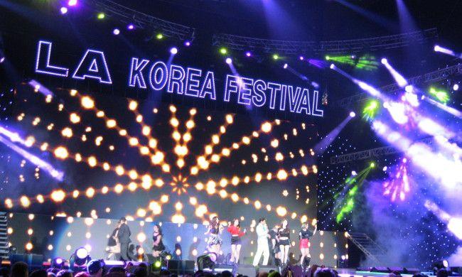 La Korea fest