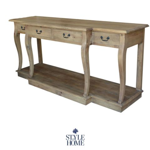 'Aubrey' Recycled Wood Console