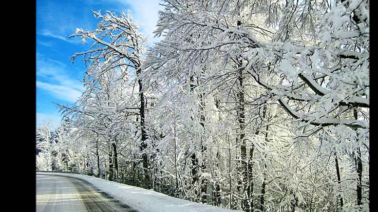 Schnee und Eis mit Musik von #Johannes R.Köhler