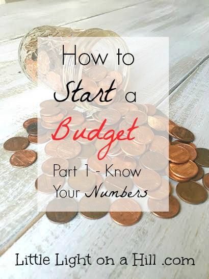 Have you been wanting to start (or stick to) a budget? Find out the first and most important step to building your own budget.
