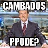 """CORES DE CAMBADOS: É """"CAMBADOS PODE"""" O TAPADO DO PP?"""