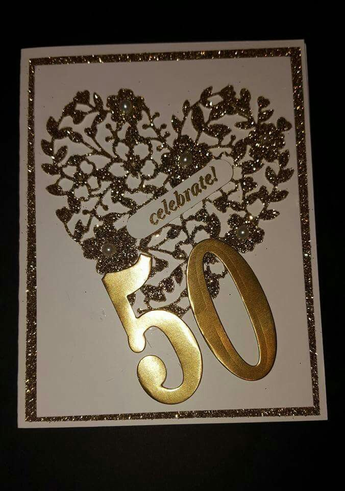 ideas about 50th anniversary cards on pinterest  wedding