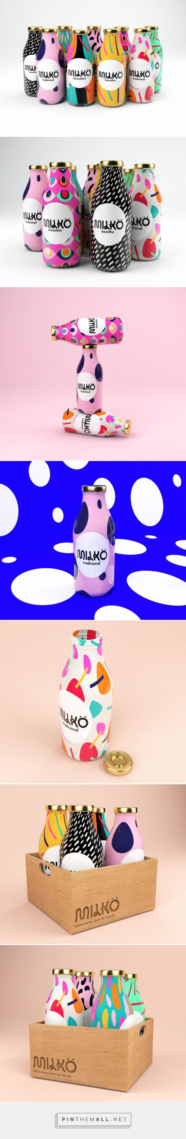 Milkö cold milk /project / by Giovani Flores