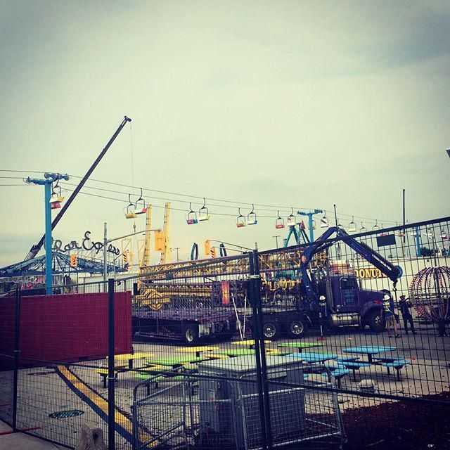 We cant wait for the #cne #cne2015 . 1 week to go!! #toronto #explaceto #letsgototheex #ex… http://ift.tt/1J5pdw7