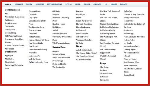 list book promotion sites