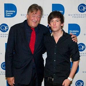 Why is the media obsessed with the age of Stephen Fry's fiancé?