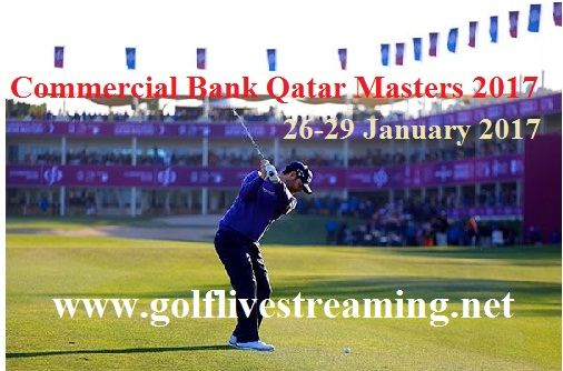 Commercial Bank Qatar Masters live http://www.golflivestreaming.net/Article/780/Watch-Commercial-Bank-Qatar-Masters-2017-Live/