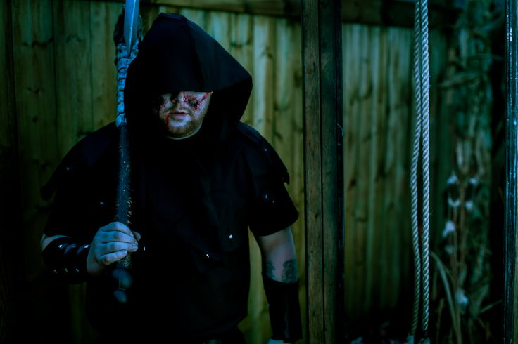 An Executioner at Shadow's Gate Haunt