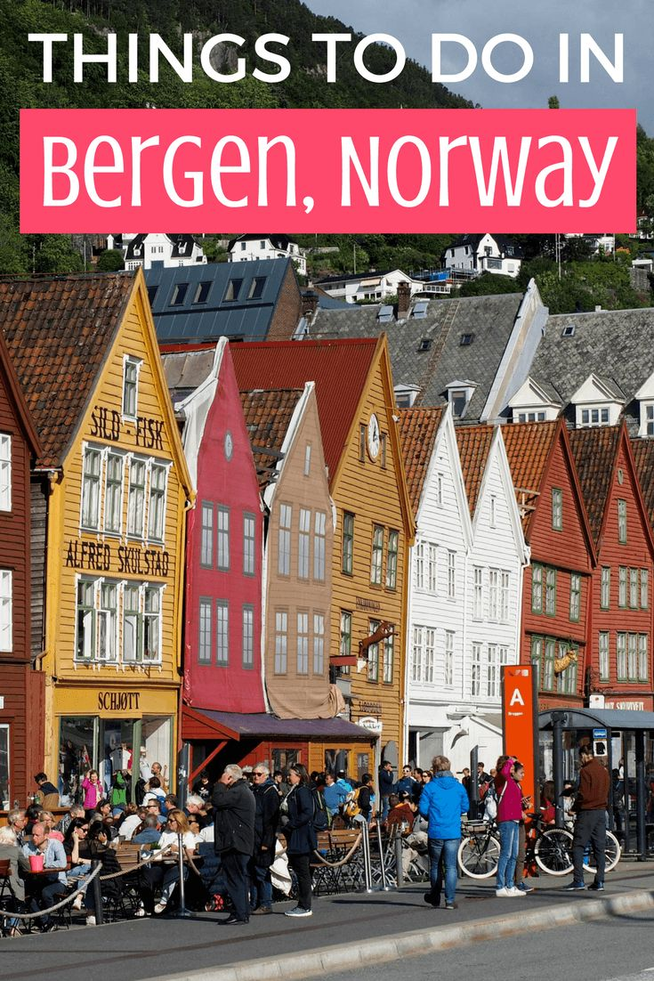 Things to do in Bergen on your first visit | Bergen travel guide | #Norway #Bergen #VisitNorway