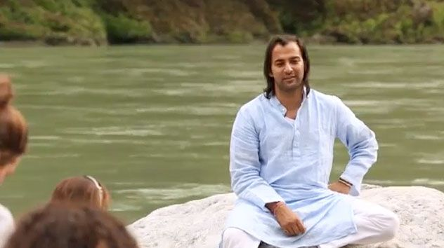 Yoga from the Himalayas with Anand Mehrotra | The Shift Network