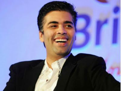 @InstaMag - Karan Johar, who has become a father to twins via surrogacy, says he wants his children to listen to Hindi film music that he has grown up listening to.