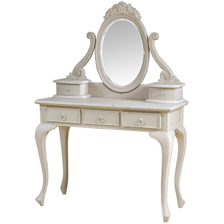 Dressing Table Mirrors Shabby Chic