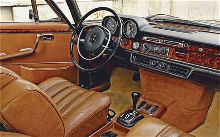 Mercedes Benz 300sel 6 3 Cars Dashboards Amp Interiors