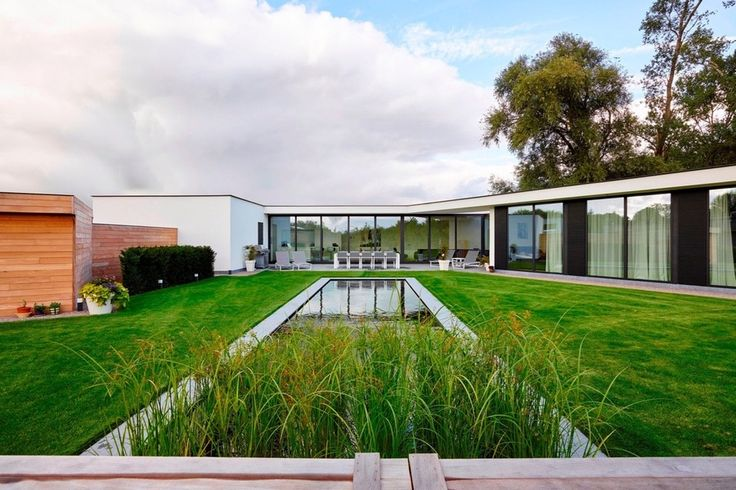 18 best hedendaagse woningen l gc architecten images on for Hedendaagse architecten