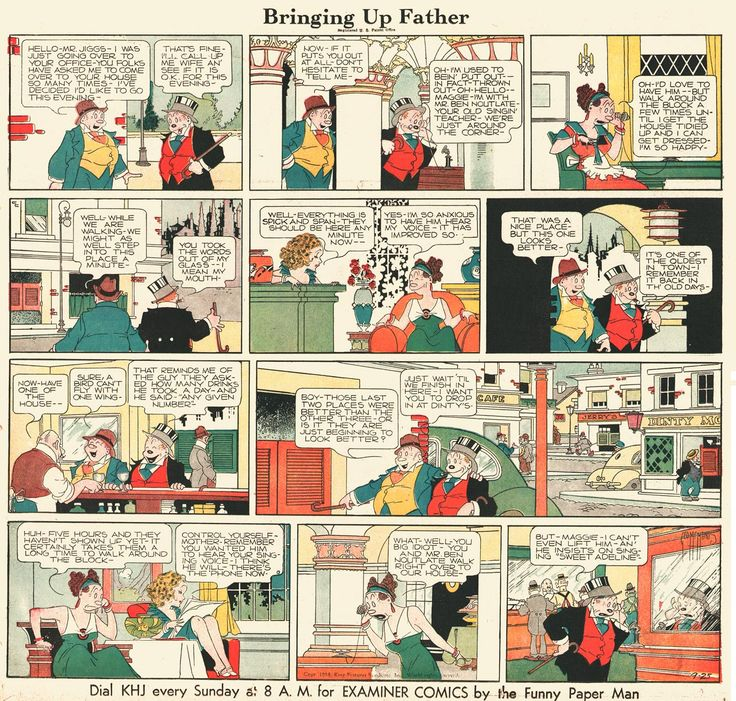 54 best images about Vintage comics and newspaper comic cartoons ...