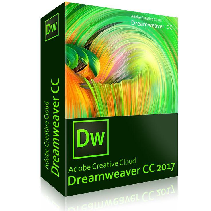 Adobe Dreamweaver CC 2017 Portable – DW CC 2017 Bản chạy luôn không cần cài đặt