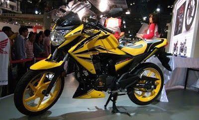 Modifikasi Motor Honda MegaPro